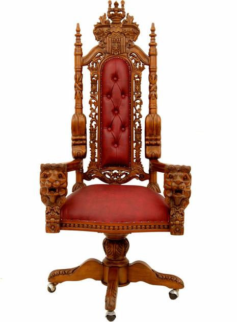 fauteuil de bureau chesterfield rouge bordeaux meubles de style fauteuils de style et tr nes. Black Bedroom Furniture Sets. Home Design Ideas