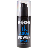 Lubrifiant pour SexToys Eros Aqua Power Lube 125 ml
