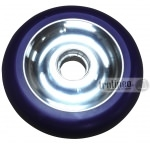 Roue Eagle Alu / Violet 100mm