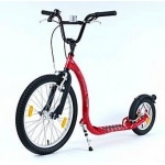 Kickbike Freeride Rouge
