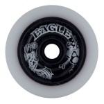 Roue Eagle Skeleton Blanc 110mm