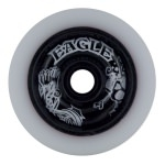 Roue Eagle Skeleton  Blanc 100mm