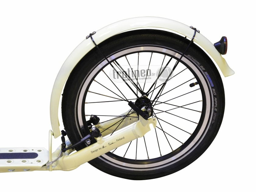 kickbike cruise max aluminium cr me trottinette adulte. Black Bedroom Furniture Sets. Home Design Ideas