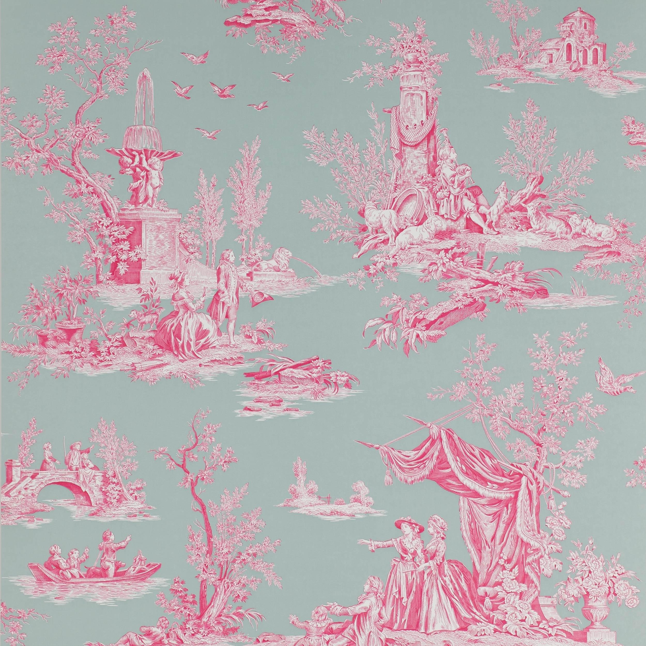 papier peint jardin du luxembourg papiers peints par. Black Bedroom Furniture Sets. Home Design Ideas