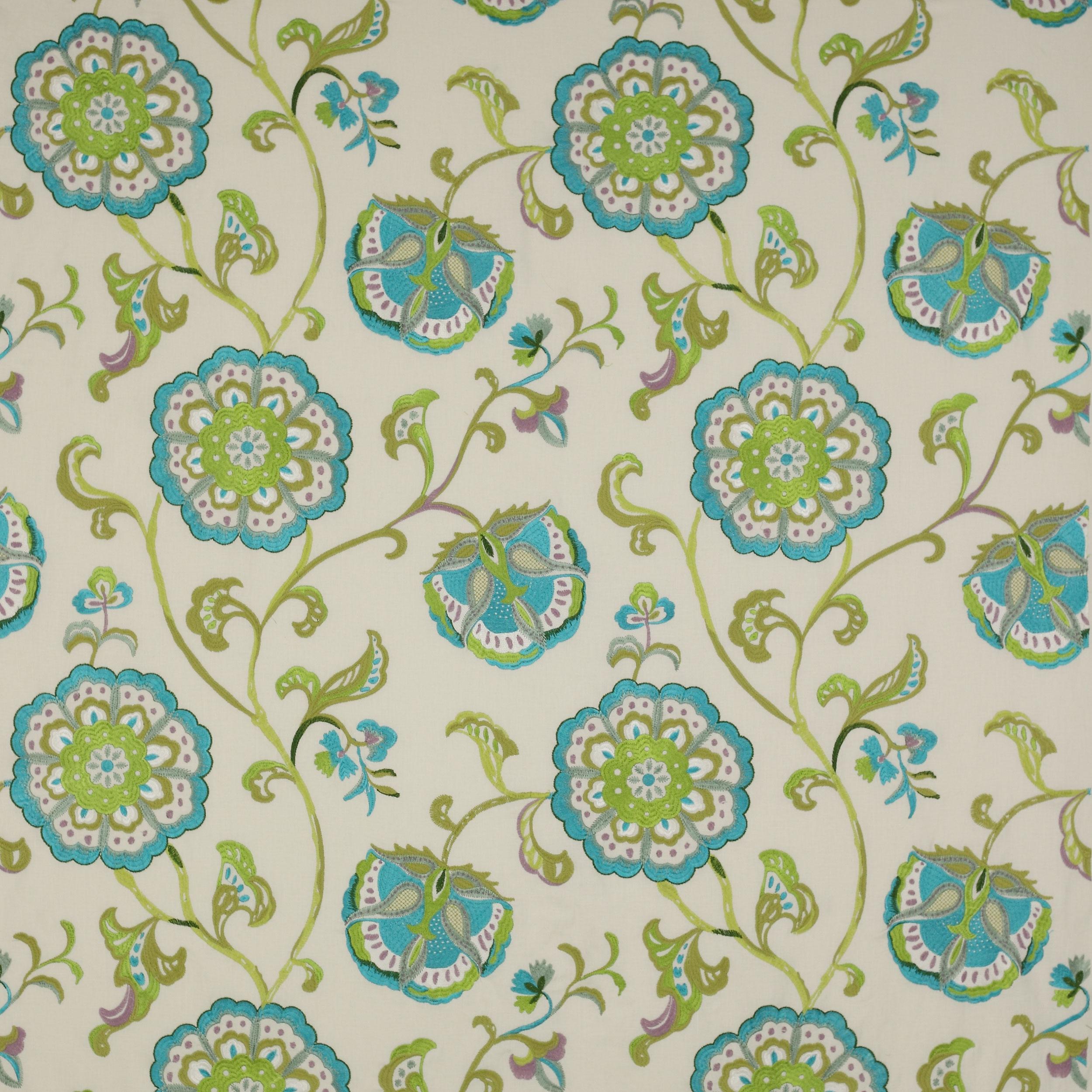 Tissu mayara tissus par diteur manuel canovas le boudoir des etoffes - Tissu manuel canovas ...