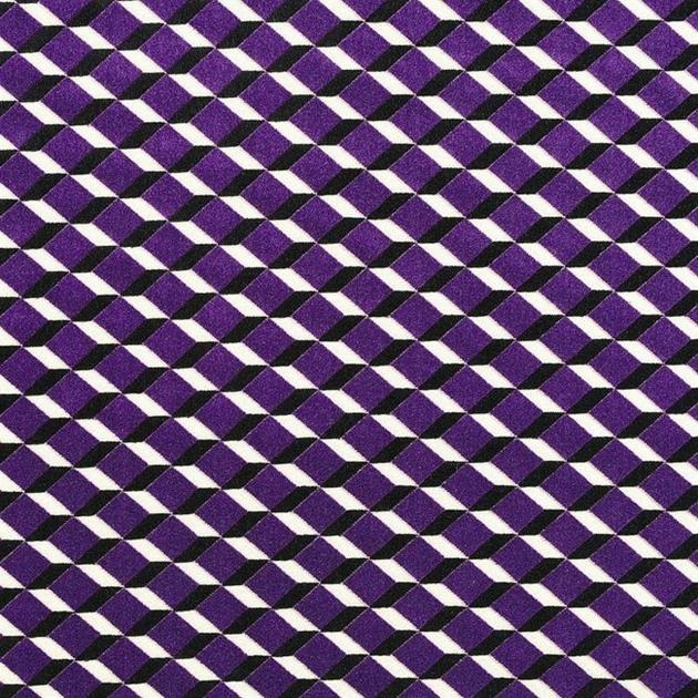 Tissu delacroix tissus par diteur casamance le for Tissus ameublement velours motif