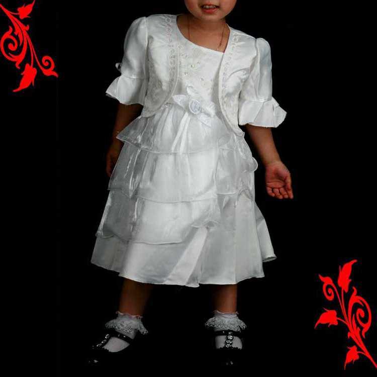 Robe Fille Bolero Mariage Ceremonie 4 Ans 224 10 Ans Frb2