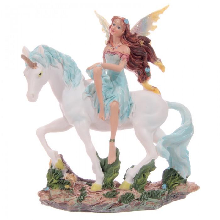 F e sur licorne en amazone hauteur 16cm a statuettes et figurines f es - Amazone magasin en ligne ...