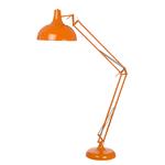 Lampadaire de bureau orange