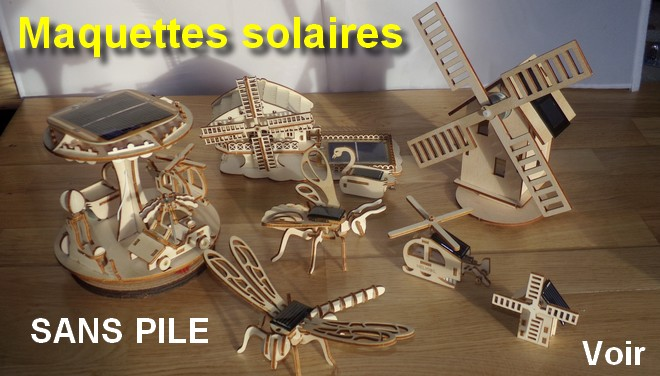 jouets solaires