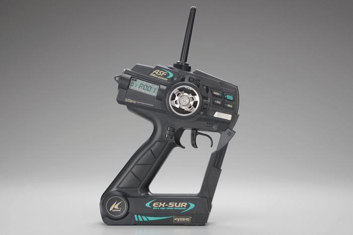 [trouvée] Radio KO Propo EX-5UR ASF Mini Z 2.4 Ghz 82011