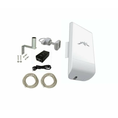 Point d 39 acc s wifi ext rieur avec antenne wifi for Antenne wifi exterieur