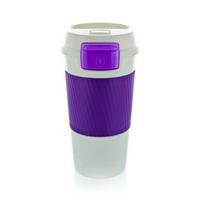 Travel Mug MORGAN LILAC/WHITE (VIOLET/BLANC)