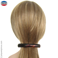 Grande barrette pour cheveux épais