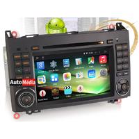 Autoradio Android Wifi GPS Mercedes Benz Classe A, Classe B, Vito, Viano & Sprinter
