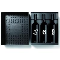 Coffret (Espagne) de 3 bouteilles : Winery Arts