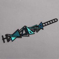 Bracelet Kheops bleu Batucada