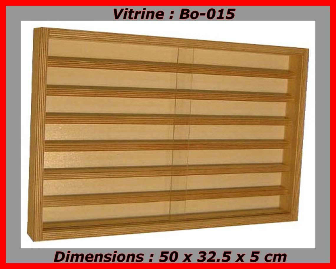 Vitrine pour collections f ves d s coudre figurines for Meuble pour collection