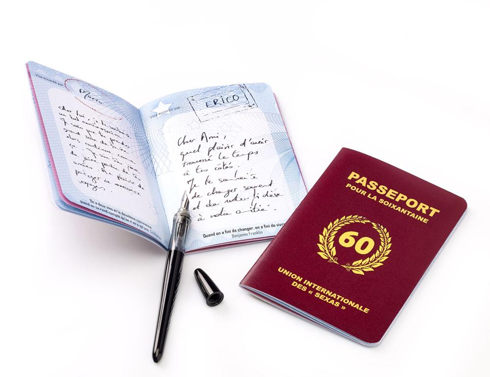 livre d 39 or passeport pour la soixantaine. Black Bedroom Furniture Sets. Home Design Ideas