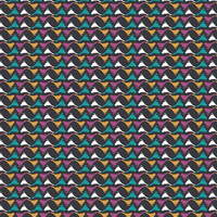 Tissu Indelible Oiseaux 20 x 110 cm