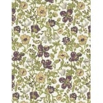 Liberty Meadow coloris vert F 20x137 cm