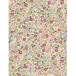 Liberty Fairford rose vert D 20x135 cm