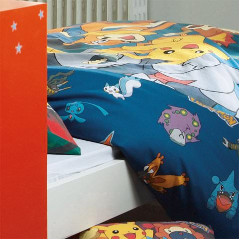 D co drap pokemon 31 la rochelle drap flanelle for Drap housse leclerc