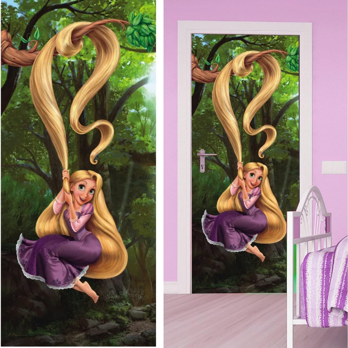 D co chambre princesse raiponce - Bebe raiponce ...