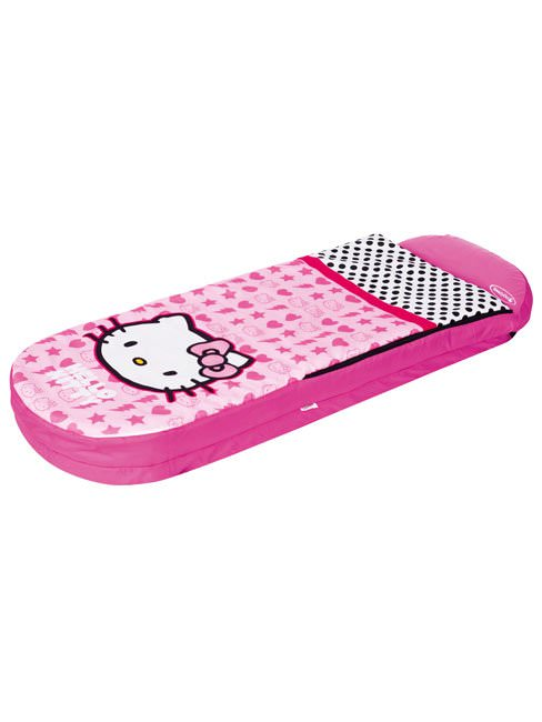 LIT DAPPOINT / MATELAS GONFLABLE / SAC DE COUCHAGE - HELLO KITTY ...