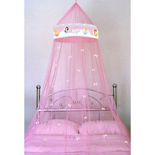 disney princesse ciel de lit disney princesses decokids tous leurs h ros. Black Bedroom Furniture Sets. Home Design Ideas