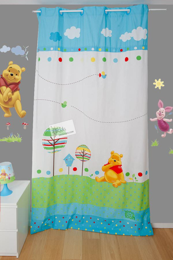 Chambre Winnie L Ourson Aubert. Elegant Draps Lit Bb Disney Tours ...