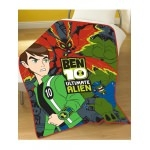 Ben 10 - PLAID -  Alien Ultimate - 120 x 150 cm