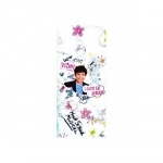 HIGH SCHOOL MUSICAL - Serviette - essuie - sortie de bain  - 140 x 70 cm
