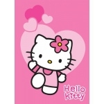 HELLO KITTY Tapis Love