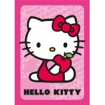 HELLO KITTY Tapis Pomme- 133 X 95 cm