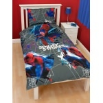 "SPIDERMAN - Parure de lit - Housse de couette - 140 x 200 cm - ""Movie"""