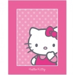 HELLO KITTY Couverture enfant - Plaid Camille 110 x 140 cm