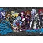 "MONSTER HIGH  - POSTER ""Cast"" - 61 X 91 CM"