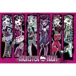"MONSTER HIGH  - POSTER ""Group"" - 61 X 91 CM"