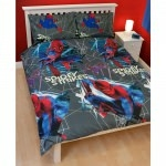 "SPIDERMAN - Parure de lit - Housse de couette - 200 x 200 cm - ""Movie"""