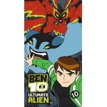 SERVIETTE Ben 10 - Ultimate Alien