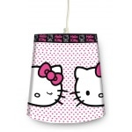 HELLO KITTY / Abat-jour pour Suspension