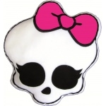 "MONSTER HIGH - Coussin -  "" Better Black """