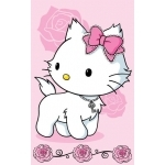 HELLO KITTY - Charmmy Tapis - 133 x 95 cm