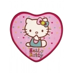 HELLO KITTY - Tapis - Folk - 76 X 73 cm