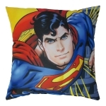 SUPERMAN - Coussin City Flash - 40 x 40 cm
