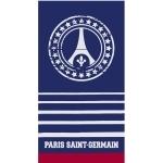 """PSG- Serviette - Serviette - Drap de bain/plage Paris Saint Germain """"Livestyle"""" 85 x 160 cm"""