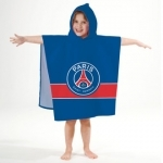 "PSG-Cape de Bain  Paris Saint-Germain-Poncho-""LOGO""-60x120cm"