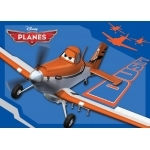 "DISNEY PLANES - Tapis -  133 x 95 cm - "" Dusty """