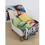 AVENGERS -  - plaid - couverture - 120 x 150 cm